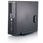 Desktop HP 220 cu Procesor Intel Xeon E3-1245v2, 16 GB RAM, SSD 128 GB