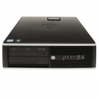 Desktop HP 8200  cu procesor Intel Core i5 2400S 2500 Mhz, 4 GB GB RAM , HDD 250 GB,DVD-RW , placa video Integrata, SFF