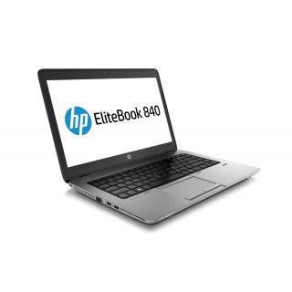Laptop HP EliteBook 840 G1 cu procesor I5 4300U 1900Mhz, 4GB RAM, SSD 180 GB, 14 inch