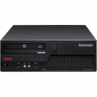 Desktop LENOVO M58, Core 2 Duo E8400 3000 Mhz, 4 GB RAM, HDD 160 GB, DVD-RW