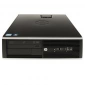 Desktop HP 8300ELITE cu procesor I7 3770 3400 Mhz | 16 GB RAM |  180 GB SSD | Licenta Windows 10 Professional