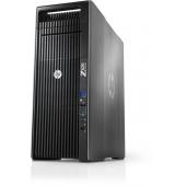 Desktop HP Z620 cu procesor Intel Xeon E5-2620, 16 GB RAM, HDD 1 TB, DVD-RW, nVidia NVS390