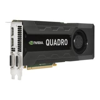 Placa Video nVidia Quadro K5000, 4GB GDDR5, 256BIT, 2 X Display Port, 2 X DVI