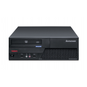 Desktop Lenovo M58  cu procesor Intel Core 2 Duo E7500 2930 Mhz, 4 GB GB RAM , HDD 250 GB GB, DVD-RW, Small Form Factor