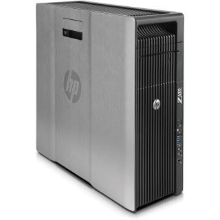 HP Z620, E5-1650v2, 32 GB RAM,  SSD 250 GB+HDD 2 TB, accelerator grafic Tesla K40 12 GB 384-BIT+ nVidia K200 2GB, , Licenta W10P