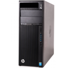 Desktop HP Z440, Xeon E5-1603v3 2800 Mhz, 16 GB RAM, SSD 256 GB, Unitate optica DVD-RW, placa video Quadro 4000 2 GB, Tower