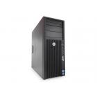 Desktop HP Z420  cu procesor Intel Xeon E5-1603 2800 Mhz, 16 GB GB RAM , HDD 500 GB,  DVD-RW , nVidia Quadro K600