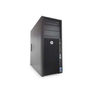 Desktop HP Z420, Xeon E5-1620 3600 Mhz, 8 GB RAM , HDD 500 GB, DVD-RW, NVS 310, Tower