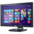 Monitor multi-point touchscreen Dell S2340Tt, 23 inch , rezolutie 1920 x 1080, IPS