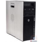 Desktop HP Z620 cu procesor Intel Xeon E5-1607, 16 GB RAM, HDD 2 x 300 GB SAS 15000 RPM, DVD-RW, nVidia NVS310