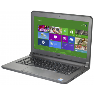 Laptop Dell Latitude 3340 cu procesor i3 4010U 1600Mhz, 4GB RAM, HDD 500 GB, Webcam, 13 inch