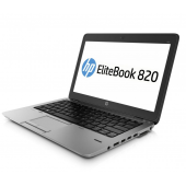 Laptop HP EliteBook 820 G1 cu procesor i5 4200U 2600Mhz, 8GB RAM, SSD 256 GB, Webcam