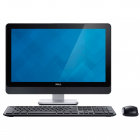 "ALL IN ONE Dell 9020 23"" touchscreen, cu procesor  i7 4770S, 8 GB RAM, SSD 128 GB,DVD-RW"