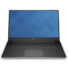 Laptop Dell 5510, i7 6820HQ 2700Mhz, 16GB RAM, HDD 256 GB, 15 inch, rezolutie 1920 x 1080, Webcam, placa video Quadro M1000M