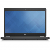 Laptop Dell E5450 cu procesor i5 5300U 2300Mhz, 8GB RAM, HDD 500 GB, optic N/A, 14 inch, rezolutie 1920 x 1080, webcam