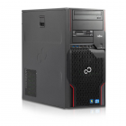 Desktop Fujitsu M720,  Xeon E5-1620, 16 GB RAM , HDD SAS 300 GB 15K RPM , DVD-RW , placa video Quadro 4000 2 GB, TOWER