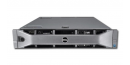 Server DELL PowerEdge R710, cu 2 procesoare Intel HEXA Core Xeon X5650 2.66 GHz, 32GB DDR3 ECC, 2 hard disk  x 1TB HDD