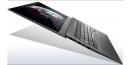 Laptop Lenovo X1 Carbon, cu procesor i5 4300U, 4 GB RAM, SSD 128 GB si carcasa din fibra de carbon rezistanta la soc si lichide