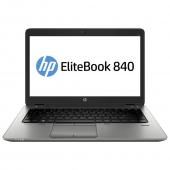 Laptop HP 840 G2 cu procesor i5 5200U 2700 Mhz, 4 GB RAM, SSD 128 GB