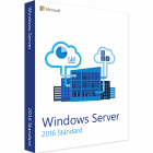 Licenta Windows Server 2016 Standard - No Box Pack