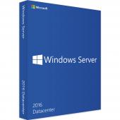 Licenta Windows Server 2016 Datacenter - No Box Pack second-hand