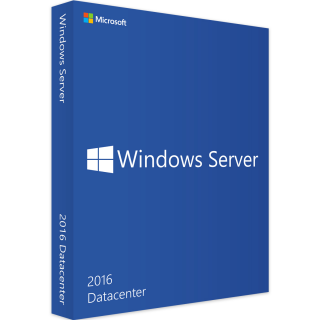 Licenta Windows Server 2016 Datacenter - No Box Pack second-hand