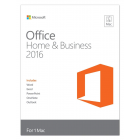 Microsoft Office 2016 Home and Business All Languages pentru MAC second-hand