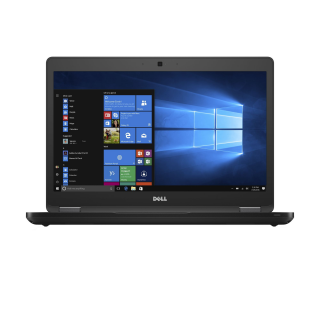 Laptop Dell Latitude 5480 cu procesor i5 7440HQ, 8 GB RAM, SSD 256 GB, nVidia 930MX 2GB, 14 inch