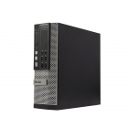Desktop Dell Optiplex 7010 cu procesor i5 3570 quad-core, 4 GB RAM, SSD 128 GB, DVD-RW, SFF