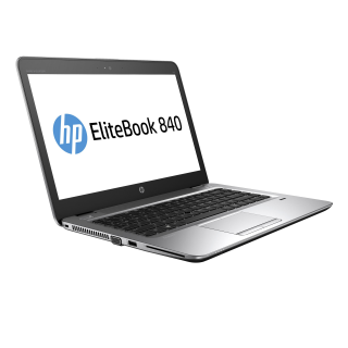Laptop HP Elitebook 840 G3 cu procesor i5 6300U, 8 GB RAM, SSD 256 GB