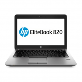 HP Elitebook 820 G3 cu procesor i5 6300U 4GB RAM SSD 256GB 12 integrata 24 luni Gold Refurbished