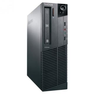 Desktop Lenovo M81 cu procesor i3 2120, 4 GB RAM, 250 GB HDD, SFF