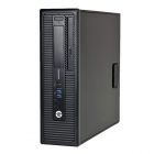 Desktop HP 800 G1, cu procesor i7 4790, 8 GB RAM, HDD 500 GB, SFF