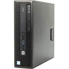 Desktop HP 600 G2 cu procesor Intel Core i5 6500, 8GB RAM DDR4, SSD 128 GB, SFF