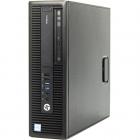 Desktop HP 600 G2 cu procesor Intel Core i5 6500, 8GB RAM DDR4, SSD 128 GB, SFF