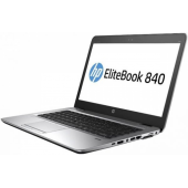 HP Elitebook 840 G4 cu procesor i5 7300U 16GB RAM SSD 256GB 14  24 luni GOLD Refurbished