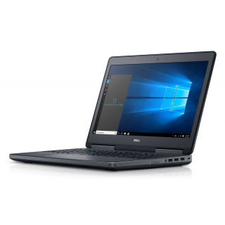 Dell Precision 7510 cu procesor i7 6820HQ 32GB RAM SSD 512GB 15.6  24 luni GOLD Refurbished