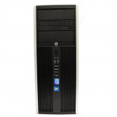 Desktop HP 8200  cu procesor Intel Core i5 2500 3300 Mhz, 4 GB GB RAM , HDD 250 GB,DVD-RW , placa video Integrata, Tower