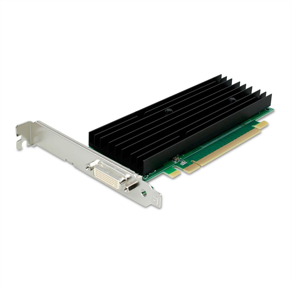 Placa Video Low Profile Nvidia Quadro Nvs290 256 Mb Gddr3  Dms-59