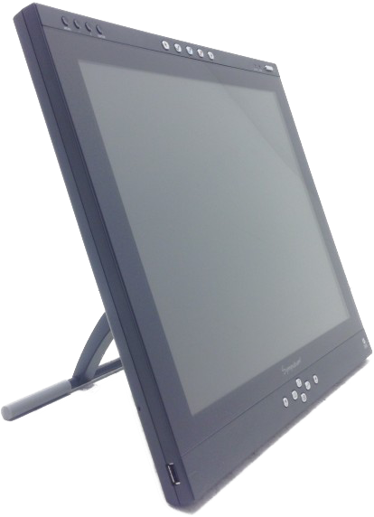 Monitor Touchscreen Smarttech Sympodium Id370