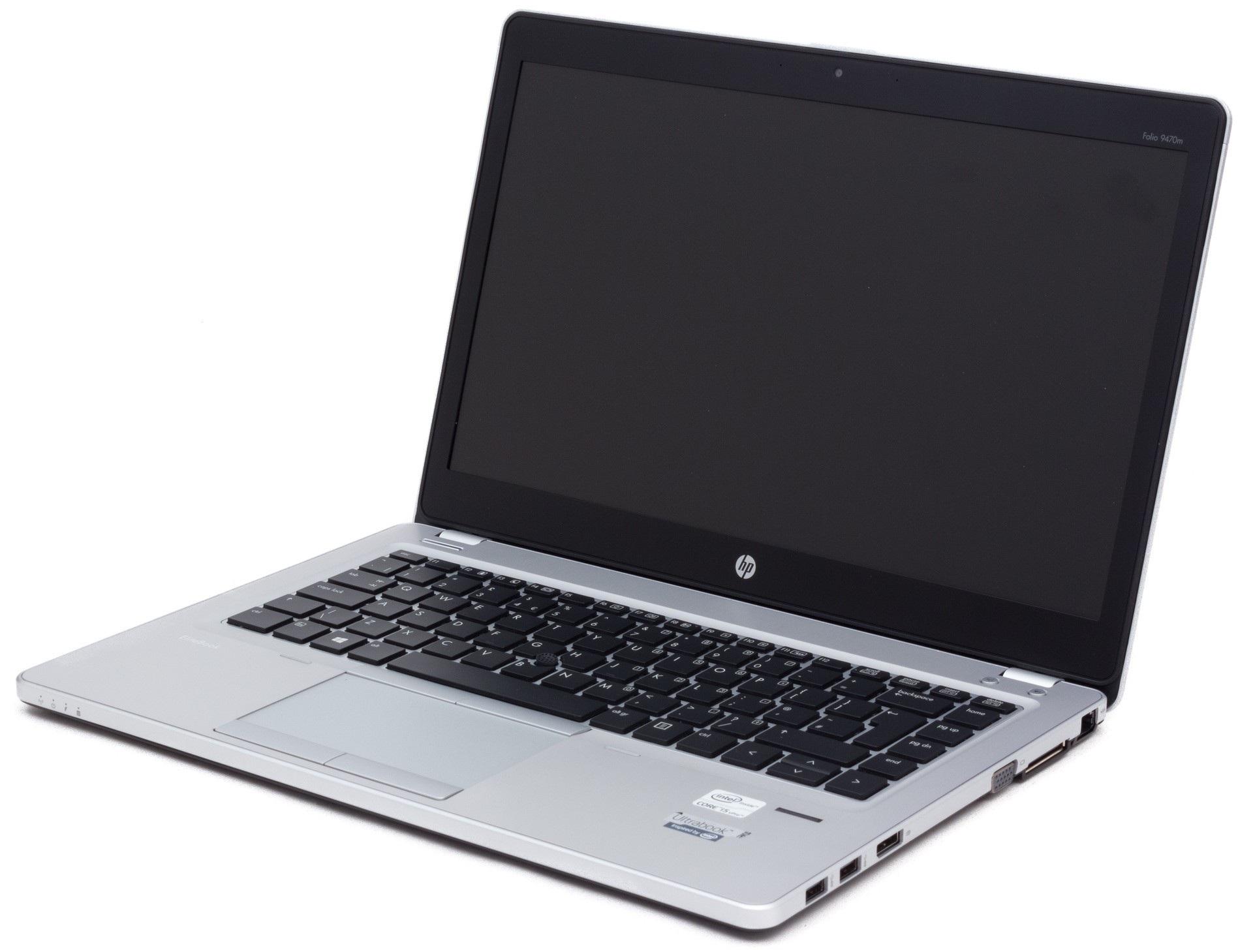 Laptop Hp Folio 9470m Cu Procesor I5 3427u 1800mhz